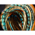 Assortiment Nature Turquoise 20-25cm