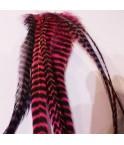 PROMO 10 pink purple fluffy L