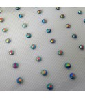 lot strass pro 12 plaquettes