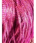 Rayée rose bonbon L