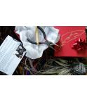 Coffret cadeau luxe, outils et notice