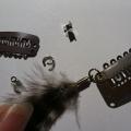 Kit pour clip cheveux